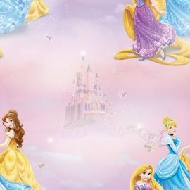 Kids@Home Disney Pretty as a Princess behang 70-232 .