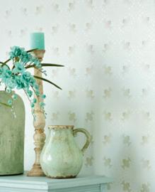 Eijffinger Whisper behang 352054 ornamenten 3D