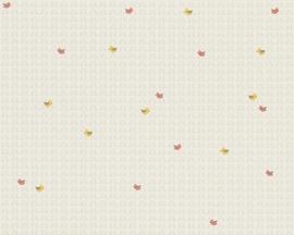 Esprit Kids 4 behang 30297-2 Bubble Birds