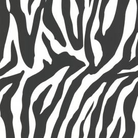 DUTCH ZINK ZEBRA BEHANG 450-46966