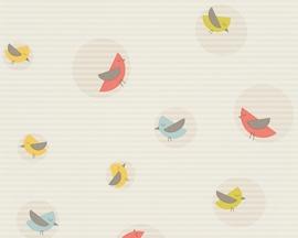 Esprit Kids 4 behang 30298-2 Bubble Birds