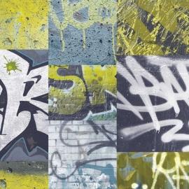 Behang Expresse Expression behang 23721 Graffiti