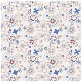 Cozz Kidz 23203 behang bloemen