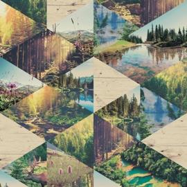 Uitzicht Behang Natuur L135-04