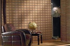 Rieten Behang. 51122208 Reality-Noordwand