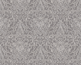 Behang Gray, Metallics Patroon 338 664