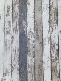 AS Creation 2015 Decora natur Sloophout behang gekleurd 95914-2