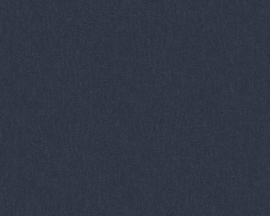 BEHANG - AS Création Fleece Royal 96187-5 blauw