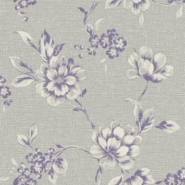 Behang Expresse Nordic - bloemen behang GT28805