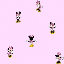 Rasch Disney Deco minnie mouse behang 3002-2