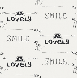 Cozz Smile behang 61166-06 What a lovely day