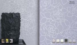 BN Brocante - bloemen behang 45965