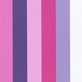 roze paars grijs streepjes behang 38