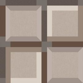 J424-08 retro behang - 3D behang - kinetic behang