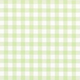 Behang Expresse Groene Ruitjes 23804
