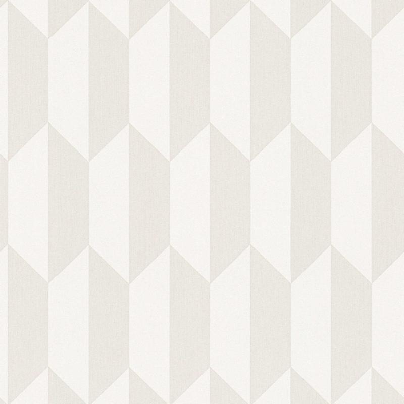 3D behang beige retro 34900-1