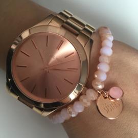 The Sister bracelet | Pink