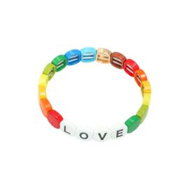 Candie Bracelet Colourful Love | Candie Armband