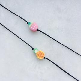 Fruity Bracelet | Fruitige armband