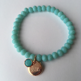 The Sisterbracelet | Turquoise