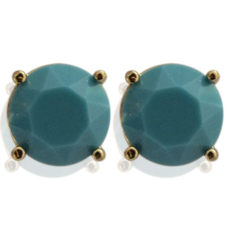 Earstuds turquoise