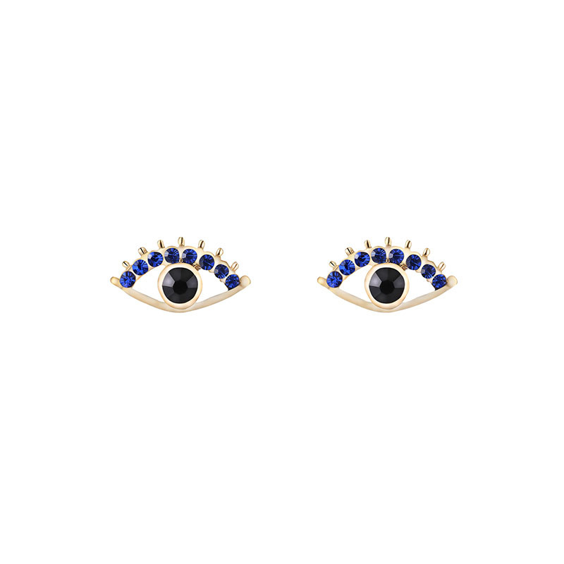 Sparkly eyes gold