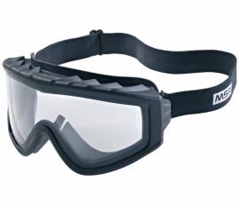 MSA F2 X-TREM helmet yellow with goggle