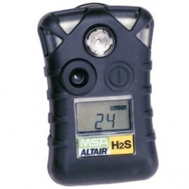 Portable Gas Detection - Single or Two Gasses