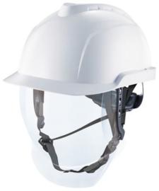 MSA Veiligheidshelm V-Gard 950 met gelaatsscherm - per 12 stuks