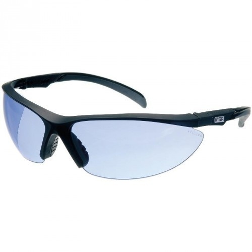 MSA Safety glasses Perspecta 1320 Blue/Purple