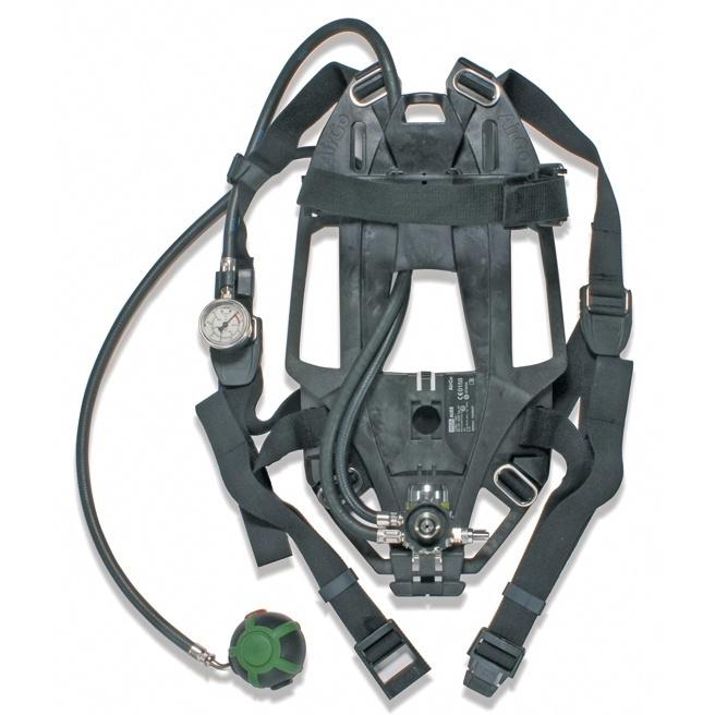 MSA Ademluchttoestel AirGo Compact en 3S PS Masker