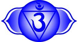 6e Chakra / Voorhoofdchakra / Derde oog / Innerlijk oog / Ik Zie Chakra
