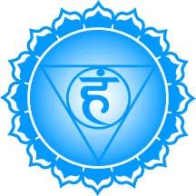 5e Chakra / Keelchakra / Ik Spreek Chakra