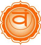 2e Chakra / Stuitbeen chakra / Sacraal chakra / Heiligbeen chakra / Ik Voel Chakra