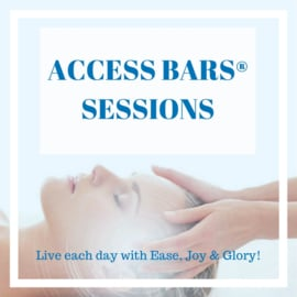 Access Bars sessie.