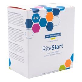 4 Life Transfer Factor Rite Start Unisex formula  NIEUW 60 zakjes