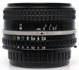 Nikon f2.8 - 28mm E