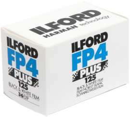 Ilford FP4 plus 135/36 125 iso