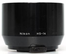 Nikon HS-14 zonnekap