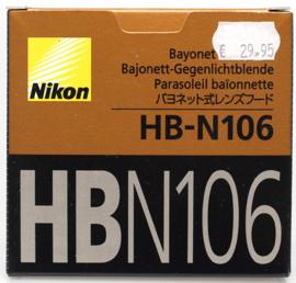 Nikon HB-N106 zonnekap