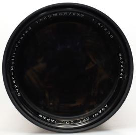 Asahi Pentax Takumar 6X7 300mm f4,0 SMC