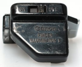 Canon Finder Illuminator F