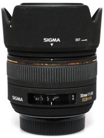 Sigma 30mm f1,4 DC HSM