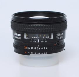 Nikon AF-D f2.8 - 20mm