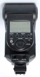 Sony A 60 flitser