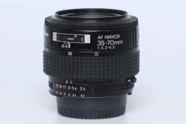 Nikon f3.3~4.5 - 35/70mm AF D