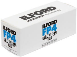 Ilford FP4 plus 120 125 iso