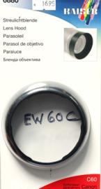 Kaiser/Canon EW60C zonnekap