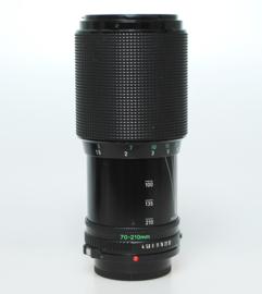 Canon FD f4.0 - 70~210mm (incl. BT58)