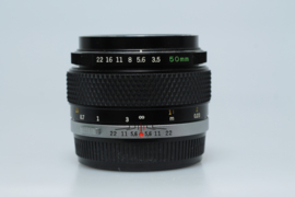 Olympus OM 50mm f3,5 macro